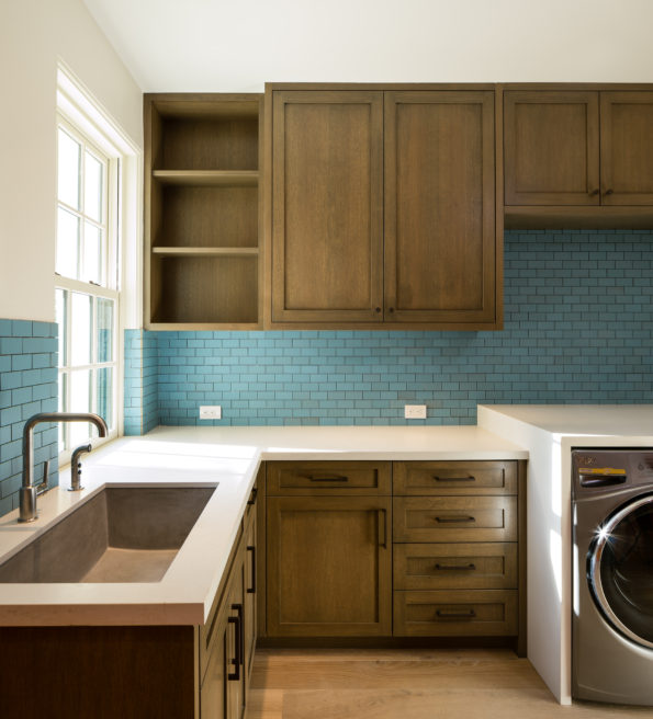Unexpected and Impactful Laundry Room